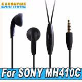 Spesifikasi Sony Earphone Headset Mh410C Black Paling Bagus
