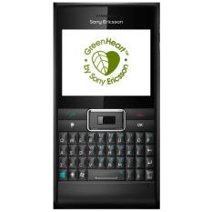 Jual Sony Ericsson Aspen M1I 100 Mb Hitam Murah