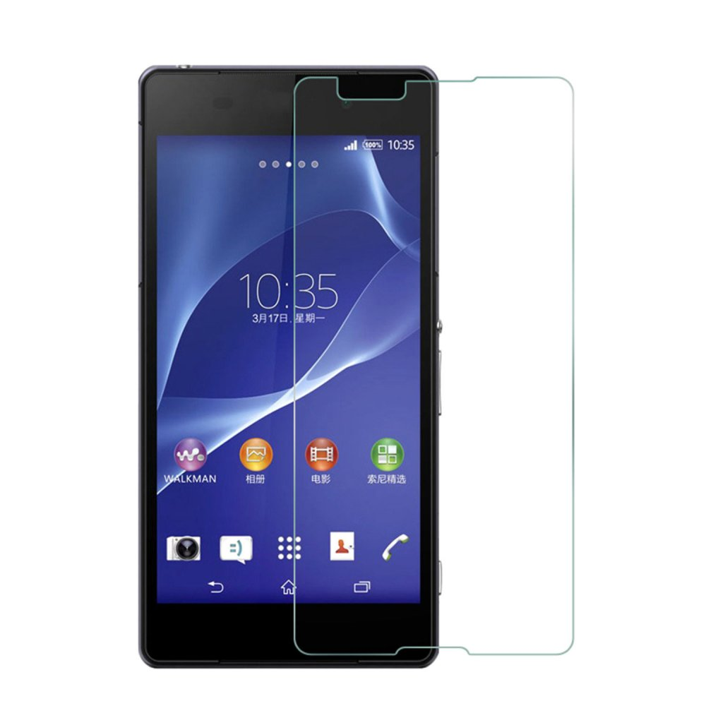 ... Tempered Glass 9H Screen Protector 0.32mm - TransparanIDR10925. Rp 11.305