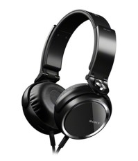 Jual Sony Extra Bass Headphone Xb250 Hitam Lengkap