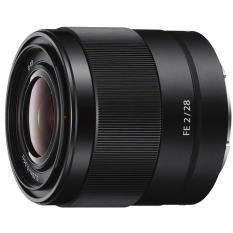 Lensa Sony FE 28mm F2 / Lensa Fix 28mm / Lensa Wide / Lensa SEL28F20 bergaransi Resmi Sony Indonesia 1 tahun