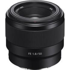 Lensa Sony FE 50mm F1.8 / Lensa Fix 50mm / Lensa Potrait / Lensa Sony SEL50F18F bergaransi Resmi Sony Indonesia 1 tahun