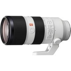 Lensa Sony FE 70-200mm F2.8 GM OSS / Lensa Zoom 70-200mm / Lensa Sony G - Master SEL70200GM bergaransi Resmi Sony Indonesia 1 tahun