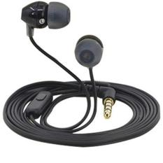 Jual Beli Online Sony Handsfree Stereo Headphones Mdr Ex15Ap With Mic And Remote Hitam