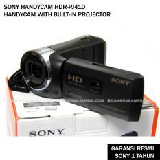 Harga Sony Handycam Pj410 Dengan Proyektor Internal Garansi Resmi Di Dki Jakarta