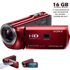 Cuci Gudang Sony Hdr Pj380 Projector Handycam Full Hd