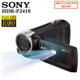 Promo Sony Hdr Pj410 Handycam With Built In Projector Zeiss Lens Wifi Sony Terbaru