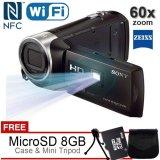 Harga Sony Hdr Pj410 Projector Handycam Full Hd Gratis Microsd 8Gb Case Mini Tripod Sony Online