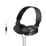 Review Sony Headphone Mdr Zx 310 Ap Hitam Sony