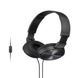 Beli Sony Headphone Mdr Zx 310 Ap Hitam Yang Bagus