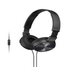 Toko Sony Headphone Mdr Zx 310 Ap Hitam Sony Online
