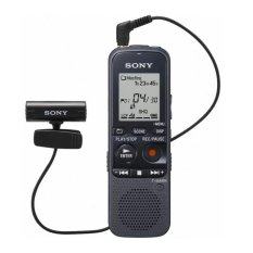 Jual Sony Icd Px333M Pc Link Voice Recorder Mc Slot Stereo Mic Hitam Branded Original