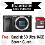 Spesifikasi Sony Ilce Alpha A6000 Body Only Black Online