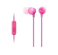 Review Toko Sony In Ear Headset Mdrex15Ap  Pink Online