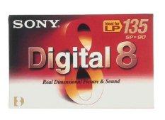 Toko Sony Kaset D 8 Untuk Kamera Digital 8 D8 90 Pe Terlengkap Dki Jakarta