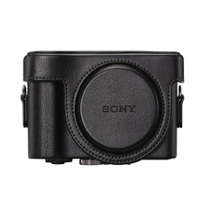 Toko Sony Lcjhn B Jacket Case Untuk Cyber Shot Hx50V Lcjhn Hitam Intl Lengkap Korea Selatan