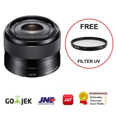 Sony Lens E-Mount 35mm f1.8 OSS for Sony A5000-A5100-A6000