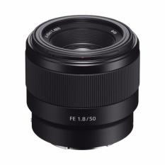 Sony Lens SEL FE 50mm f/1.8 Full Frame