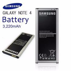 Samsung Battery Eb Bn910Bbe Baterai For Galaxy Note 4 N910 3220Mah Original Samsung Diskon 50