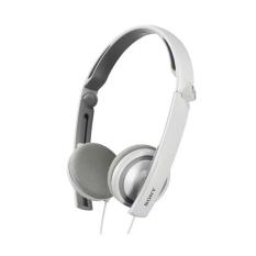 Harga Sony Mdr S40 Headphone Putih Satu Set