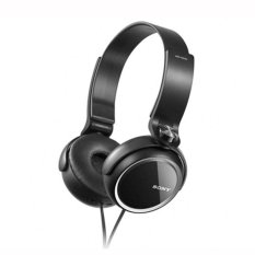 Jual Sony Mdr Xb 250 Headphone Hitam Satu Set
