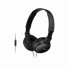 Toko Sony Mdr Zx110Ap Headphone Hitam Online Dki Jakarta