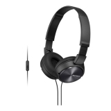 Sony Mdr Zx310Ap Headphone Hitam Sony Diskon 40