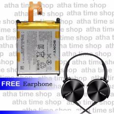 Beli Sony Original Baterai Sony Xperia Z2 3200 Mah Free Earphone Xperia Baru