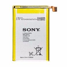 Harga Sony Original Battery For Xperia Zl Sp L35H C6502 2330 Mah Terbaik