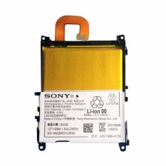 Beli Sony Original L39H Battery For Xperia Z1 3000 Mah Seken