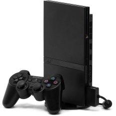 Sony Playstation 2 Slim HARDISK 40GB FULL GAME - Grade A