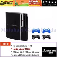 Sony Playstation 3 Fat Internal 320GB - Grade A