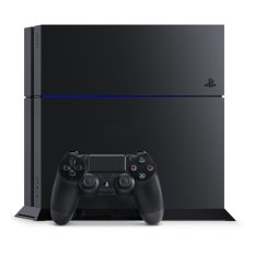 SONY Playstation 4 Garansi SONY 500GB CUH-1206A B01 - Hitam