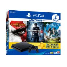 SONY Playstation 4 Slim 500GB CUH-2106A Garansi SONY HITS Bundle Vol.2