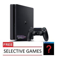 SONY Playstation 4 Slim 500GB Garansi SONY CUH-2006A + Gratis Game Pilhan