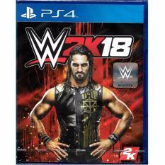 Sony PlayStation PS4 WWE 2K18 - W2K18