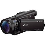 Diskon Sony Professional Fdr Ax100E 4K Ultra Hd Camcorder Akhir Tahun