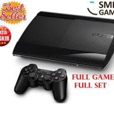 Sony Ps 3 Super Slim 160GB Paket Komplit