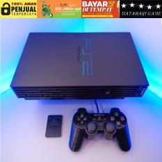 Sony PS2 Seri10000 HDD160GB - Full Game - 150 Game Terbaru - Grade A