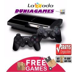 Sony PS3 FAT HDD 60GB FREE GAME TERBARU