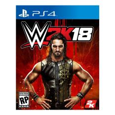 SONY PS4 Game WWE 2K18