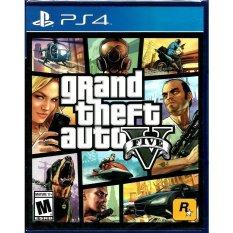 SONY PS4 Grand Theft Auto V - GTA 5
