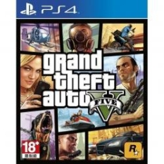 Sony PS4 Grand Theft Auto V Reg 3