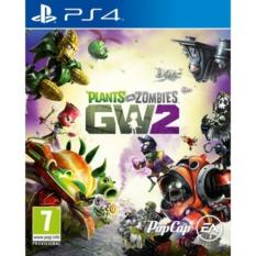Sony PS4 Reg 3 PLANTS VS ZOMBIES: GARDEN WARFARE 2 (ONLINE ONLY) - DVD Game