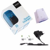 Katalog Sony Quick Charger Ep881 Original New 2A Hitam Sony Terbaru
