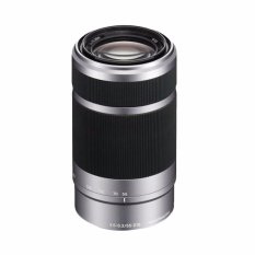Review Toko Sony Sel 55 210Mm Silver Lensa Kamera Online