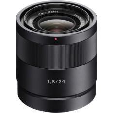 Lensa Sony Sonnar T* E 24mm f/1.8 ZA / Lensa Zeiss 24mm / Lensa Fix / Lensa SEL24F18Z bergaransi Resmi Sony Indonesia 1 tahun