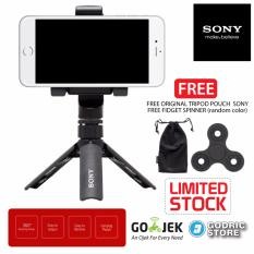 SONY SPA-MK20M Mini Tripod HP Smartphone 360 Rotating Holder Free Fidget Spinner Keramik