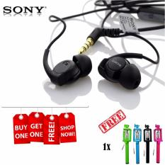 Sony Stereo Handsfree EX300AP Hight Quality Free Monopod Tongsis