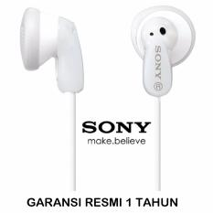 Harga Sony Stereo Headphones Mdr E9Lp Crystal Clear Sound Putih Terbaik